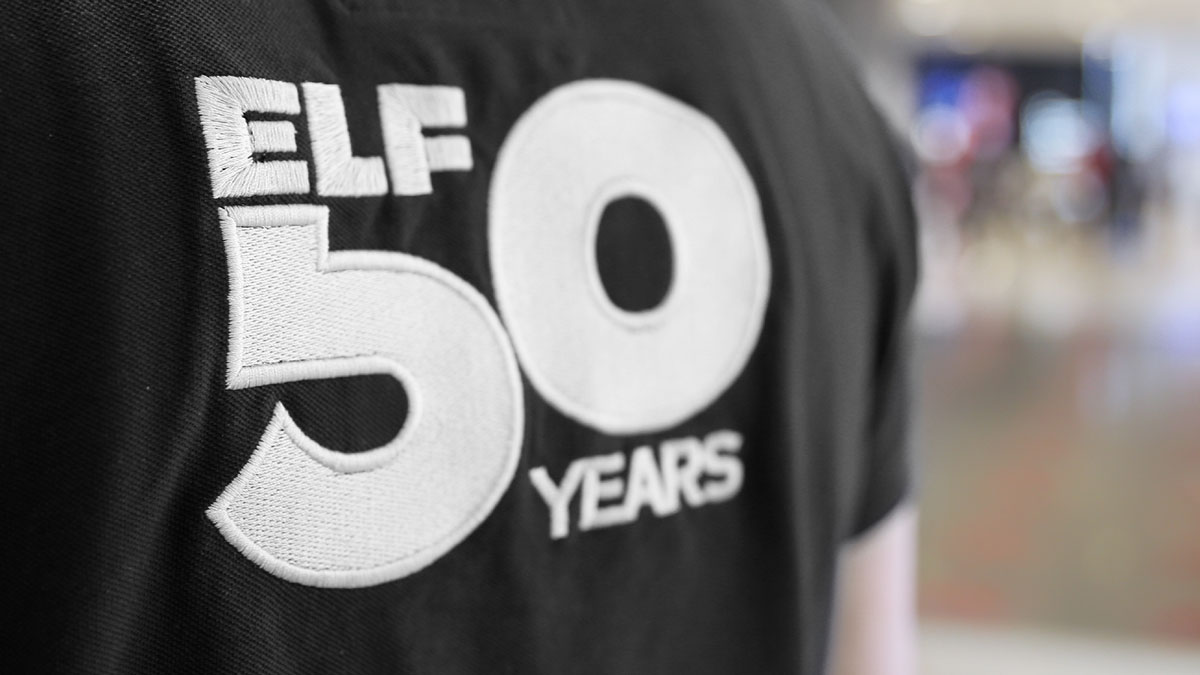 t-shirt ELF 50 ans