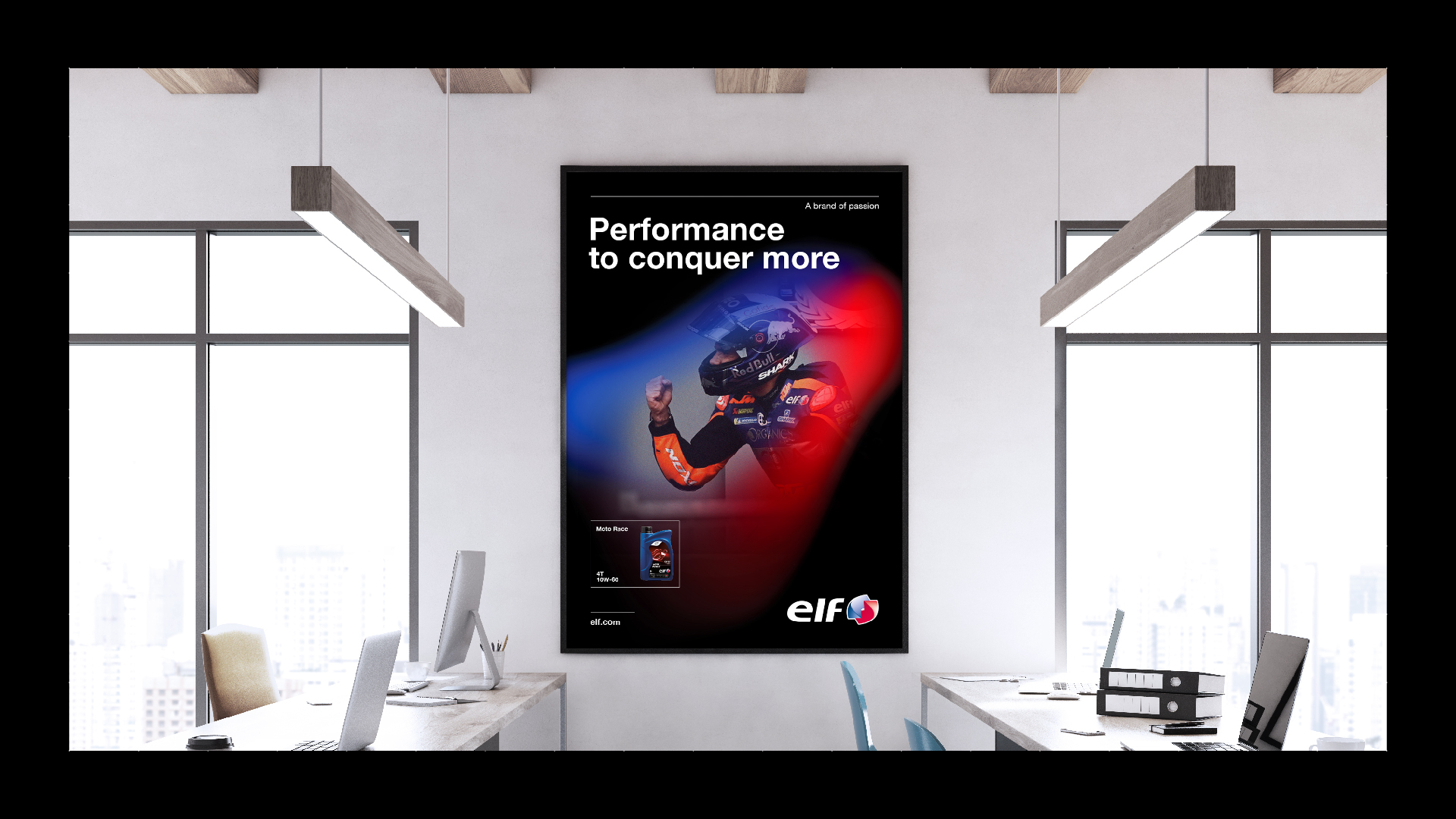 Performance to conquer more