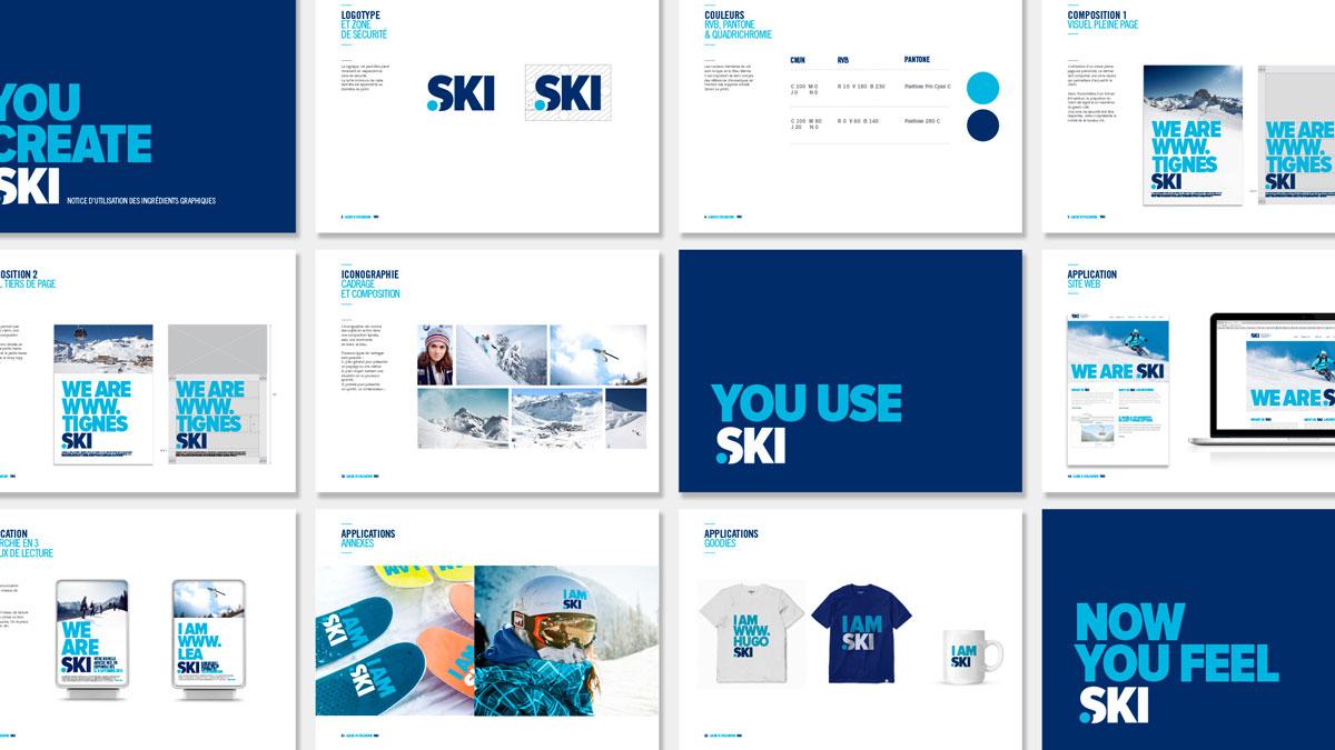 charte point ski