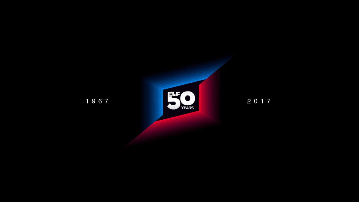 key visual ELF 50 ans