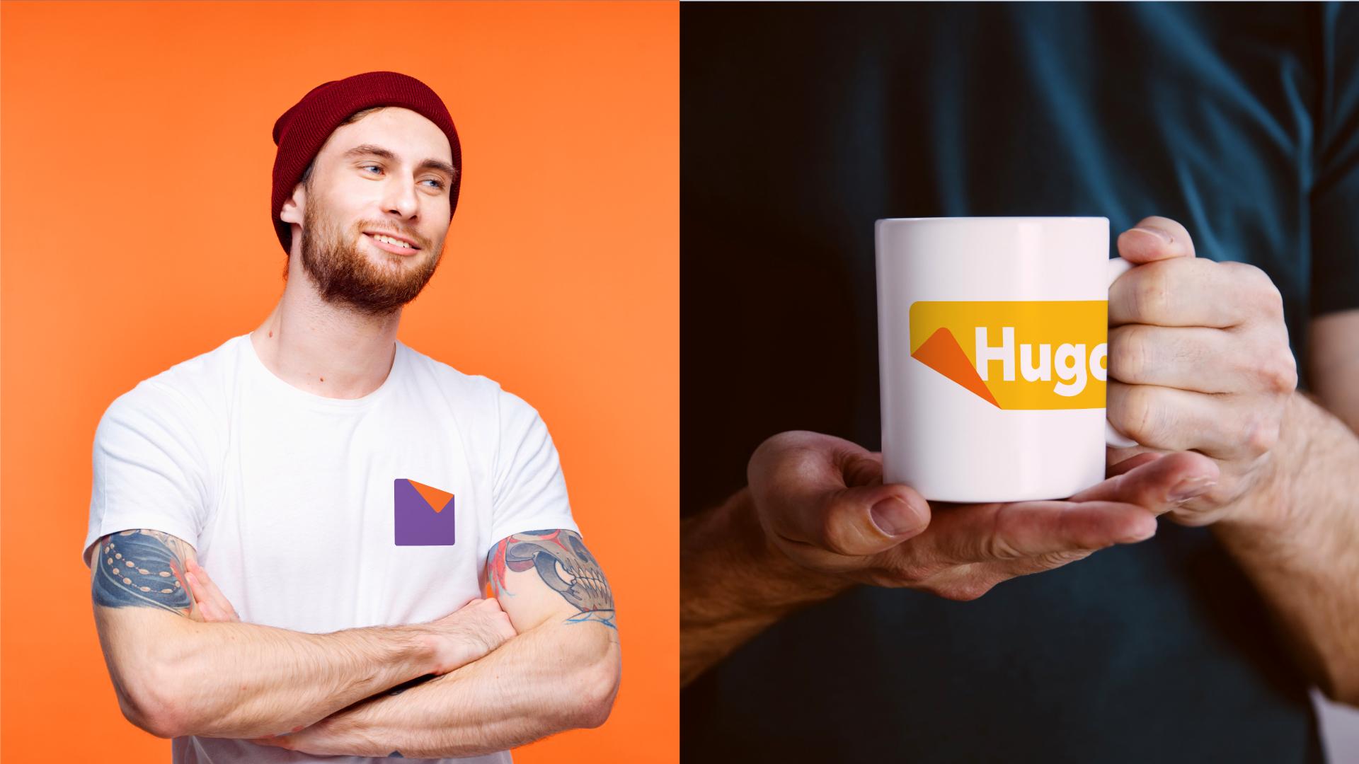 Poche de T-shirt et mug