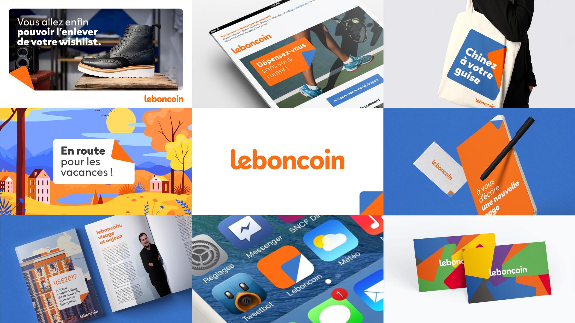 Récapitulatif de l'ensemble du nouveau territoire Leboncoin
