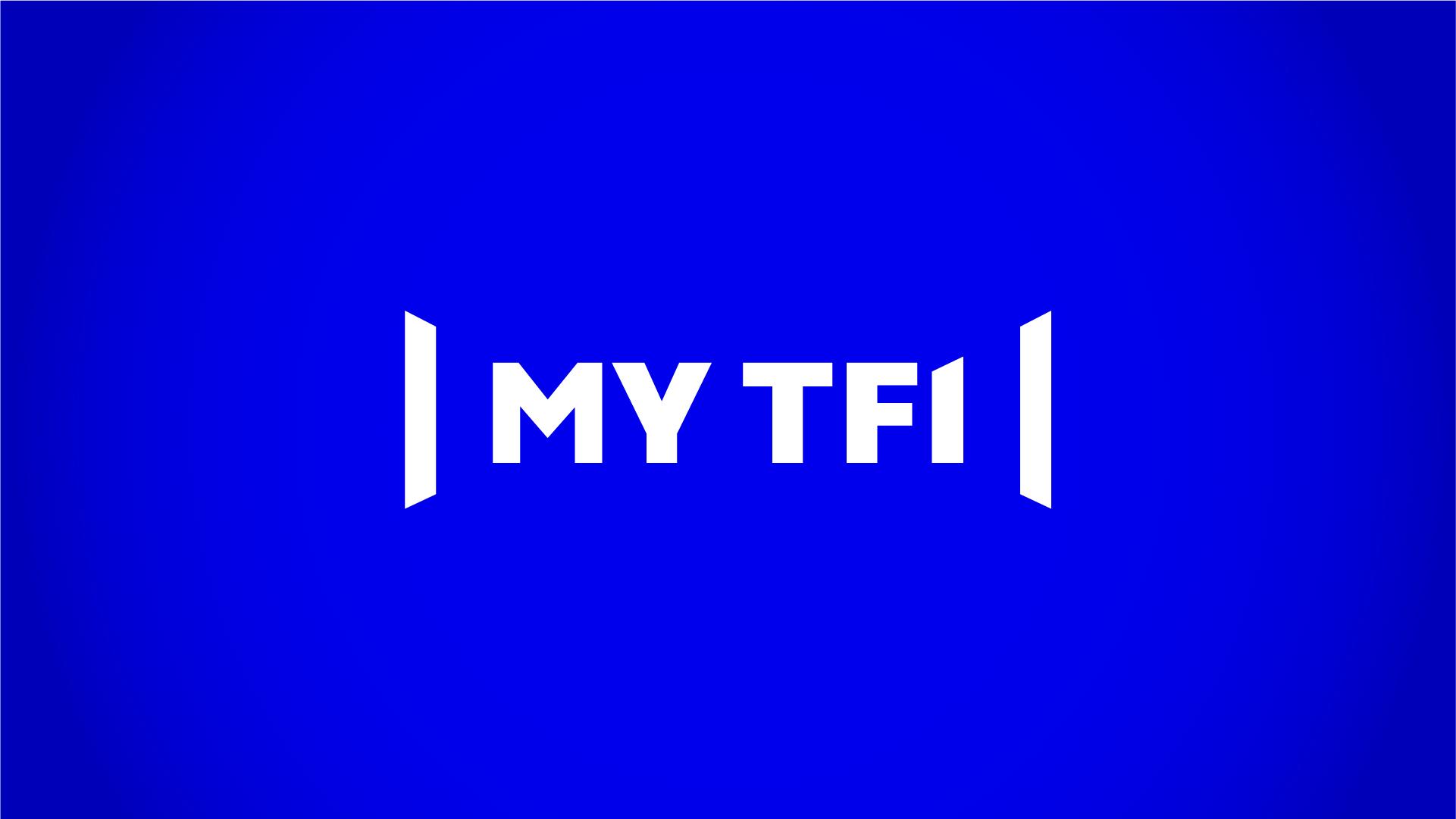Logotype MyTF1