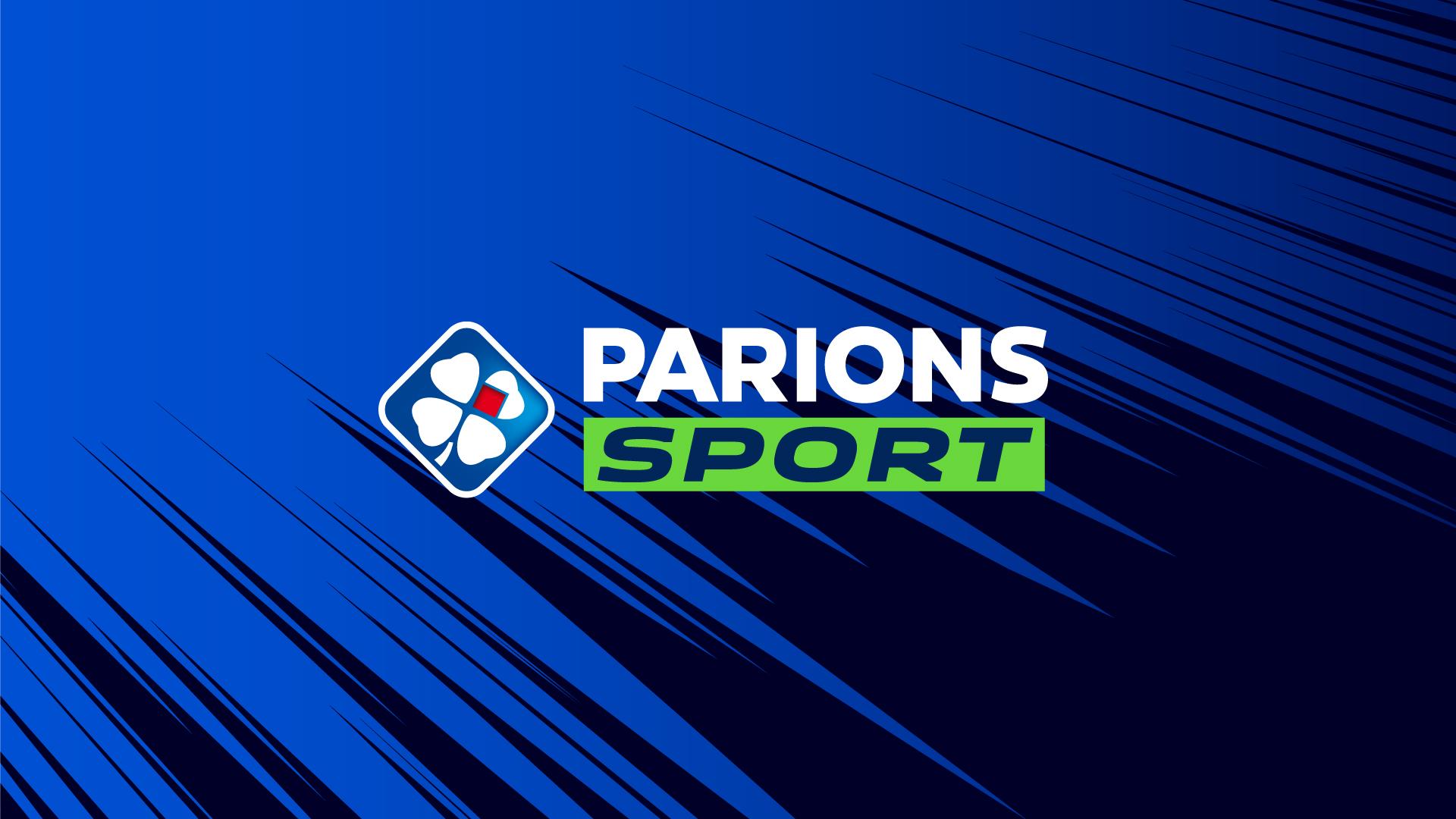 Nouveau logotype ParionsSport by 4uatre