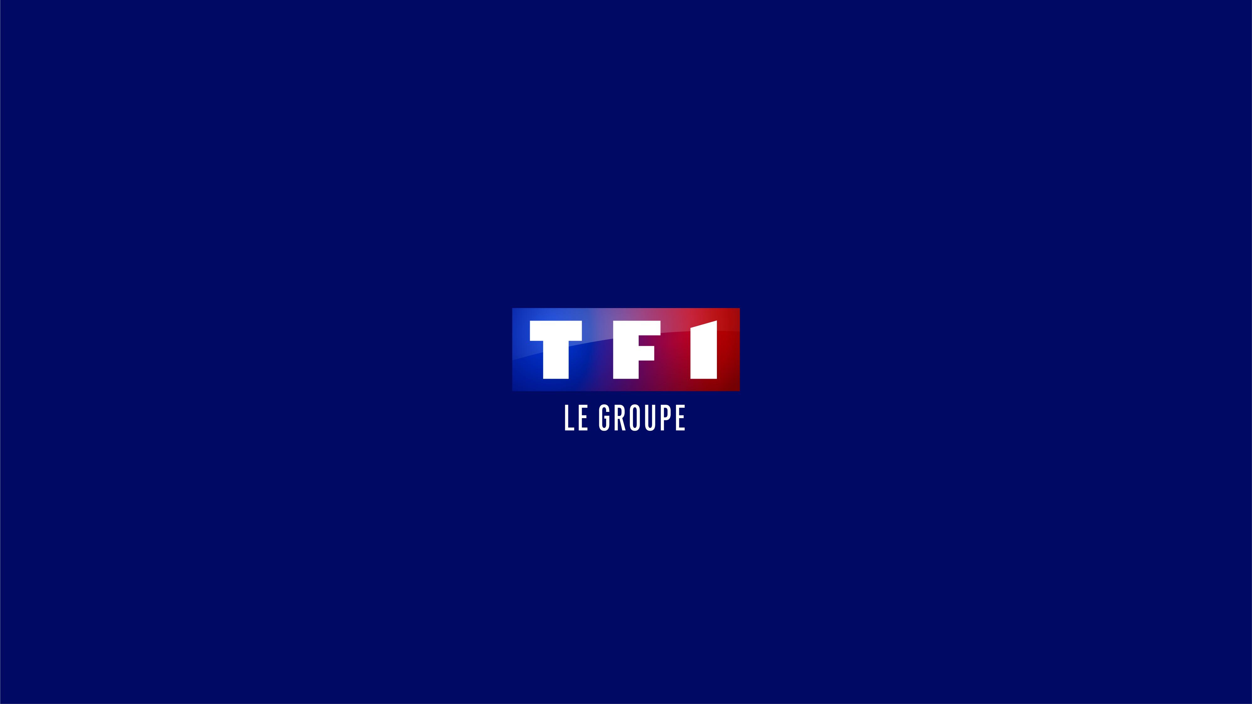 Logotype TF1 Groupe