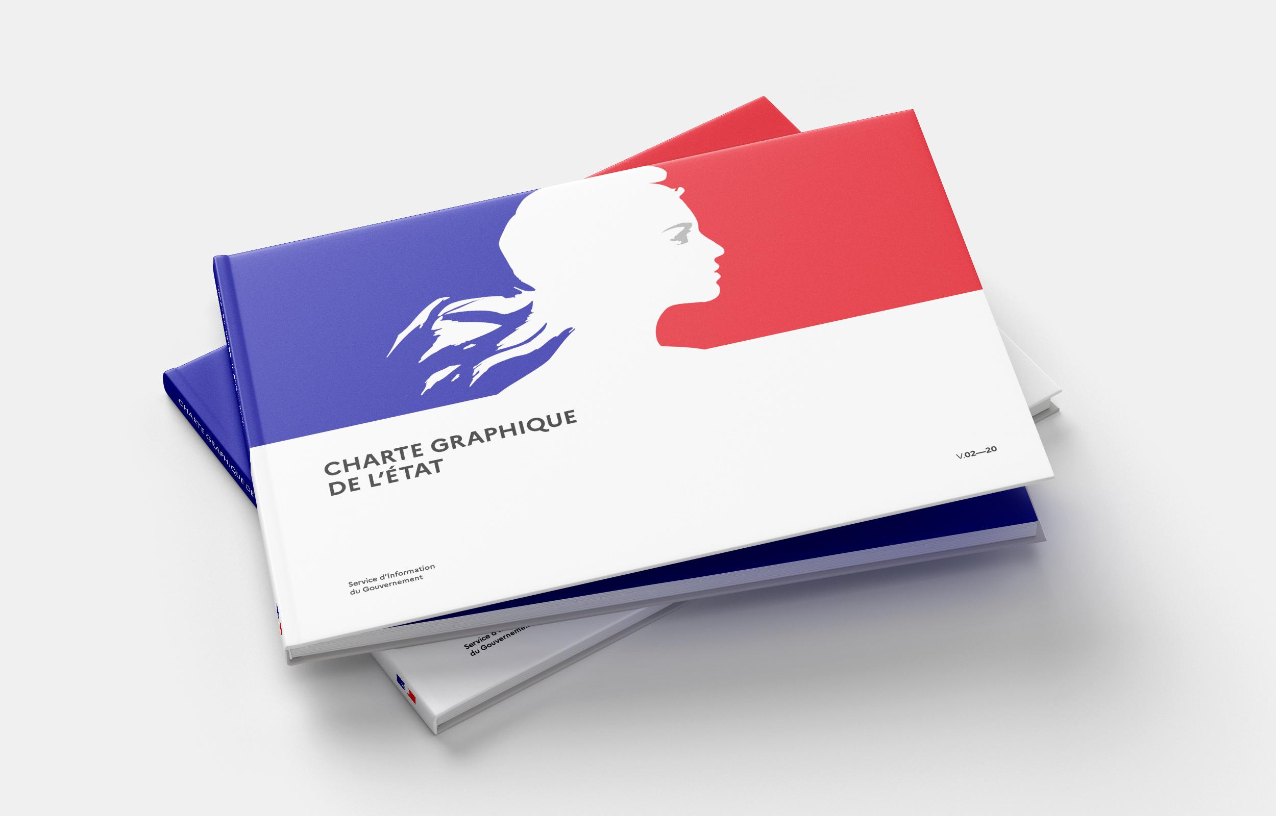 Charte graphique de l'État Français et du Gouvernement
