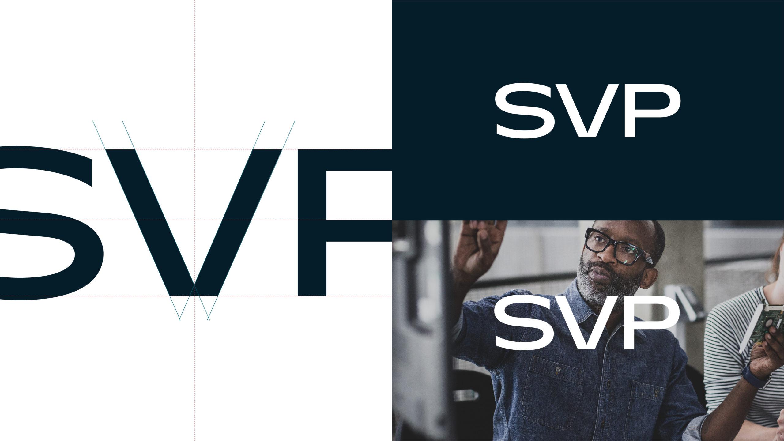 Structure du logotype SVP