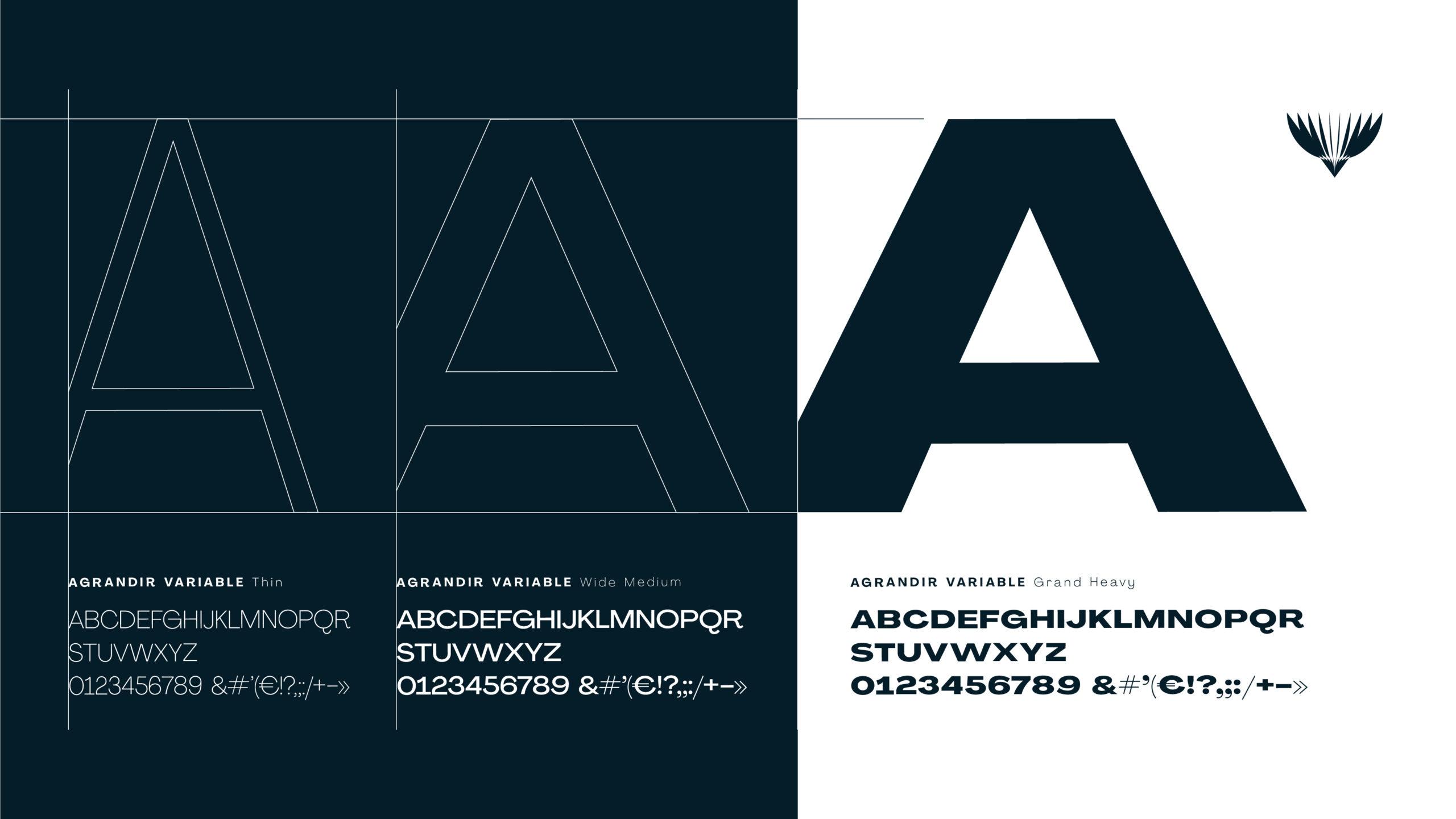 Typographie SVP